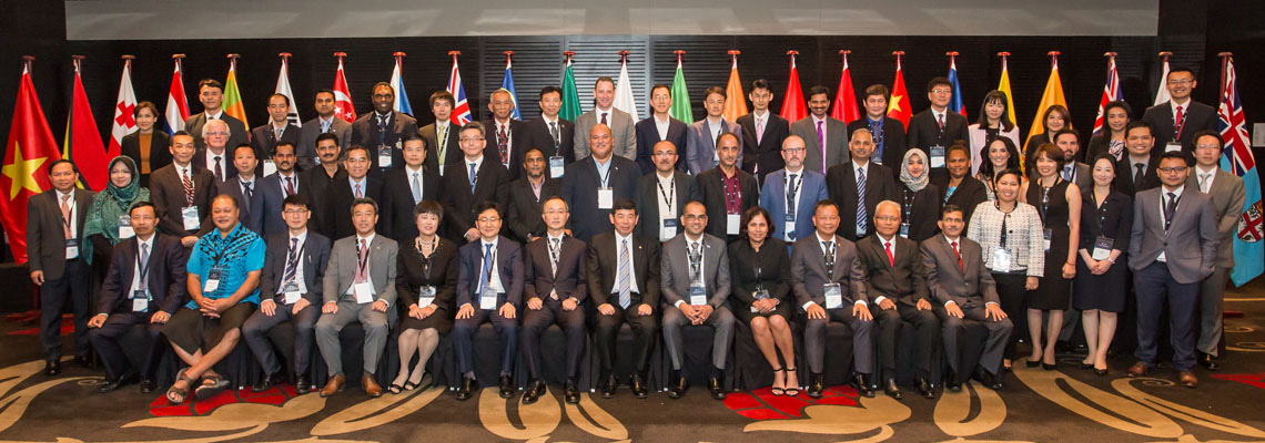 19th WCO A/P Regional Heads of Customs Administration (RHCA)Conference