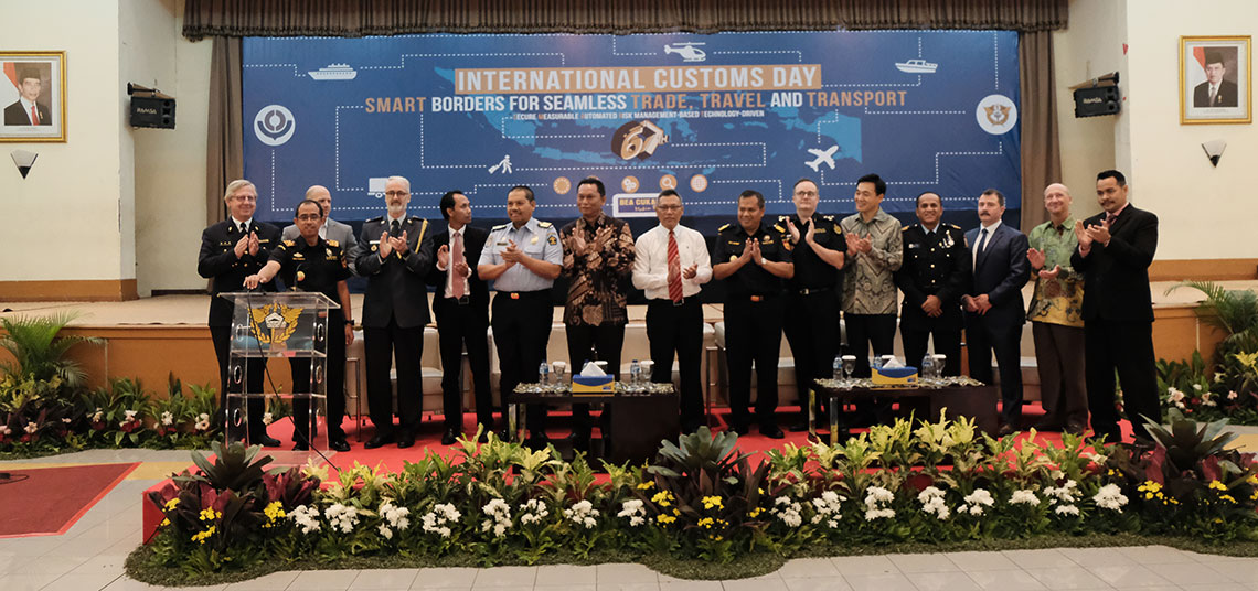 67th International Customs Day celebration by  Indonesia Customs